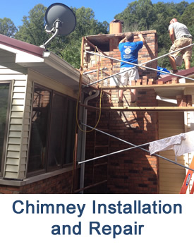 Hearth & Patio in Huntington WV, offers chimney inspection and repair
