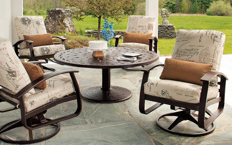 Hearth And Patio By Axwood 12 Images Telescope Patio Furniture Hearth Patio Hearth And
